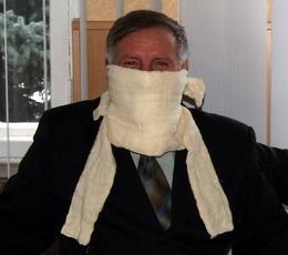 Никулочкин в маске