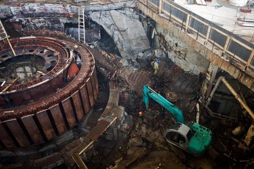 СШ ГЭС 1