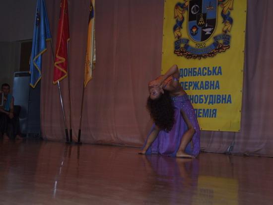 Восточные танцы для студентов