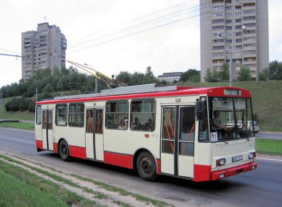Skoda_14_Tr_in_Vilnius